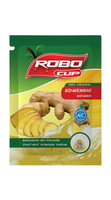 Robo-Cup-Ginger