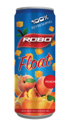 Robo-Float-Peach