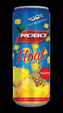 Robo-Float-Pineapple